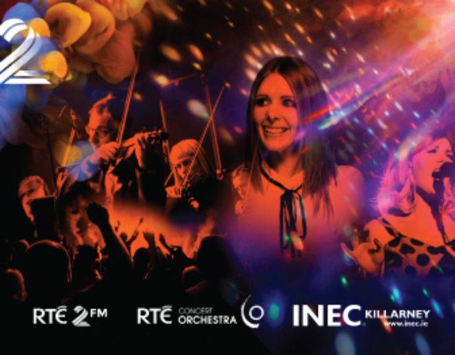 2FM Live - The RTE Concert Orchestra & Jenny Greene - 7/12/18