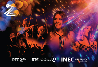 2FM Live - The RTE Concert Orchestra & Jenny Greene