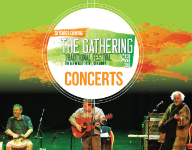 The Gathering - Gate House In Concert - 28/02/19
