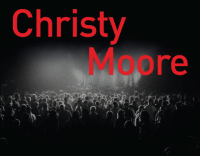 Christy Moore - 16/03/19