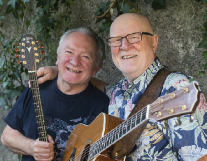 Mick Hanly & Donal Lunny - 26/04/19
