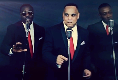 Richie Sampsons: The Drifters Revue