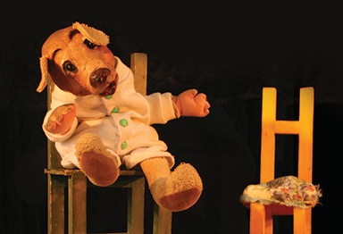 Miriam Lambert Puppeteer Presents: Goldilocks & the Three Bears