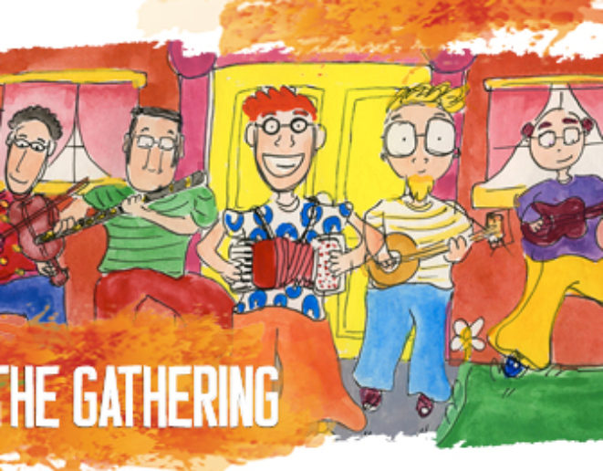 The Speks at the Gathering